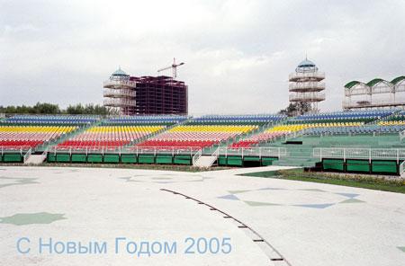 タシュケントの独立広場