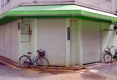 赤羽の自転車
