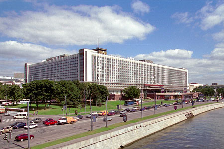 ホテル「ロシア」