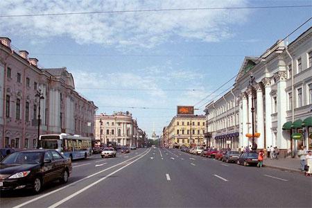 ネフスキー大通り