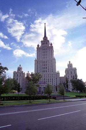 ウクライナホテル