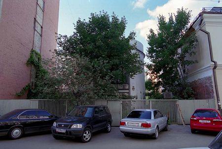 メーリニコフ邸