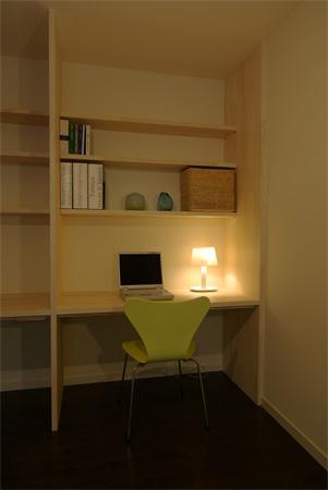 個室のネットコーナー