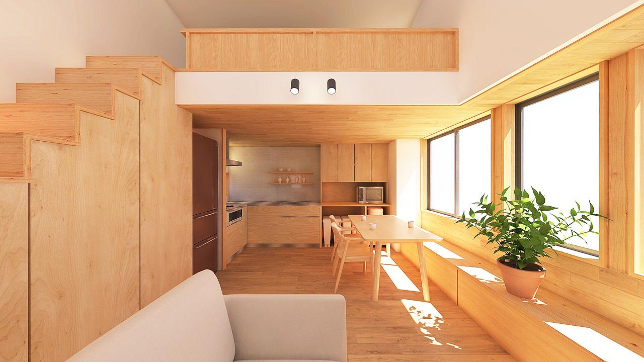 浦和の家 LDK